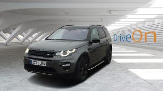 Land Rover Discovery Sport 2.0L TD4 4x4 HSE 132 kW (180 CV)