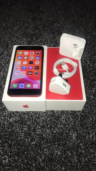 iPhone 8 Plus 64GB unlocked product red