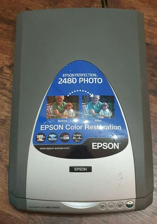 Escaner Epson Perfection 2480 photo scaner ( Mas articulos informatica en mi perfil