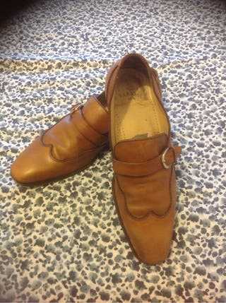 Zapatos BARRATS Piel en muy buen estado. Urge