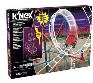 K'NEX Star Shooter Roller Coaster Building Set