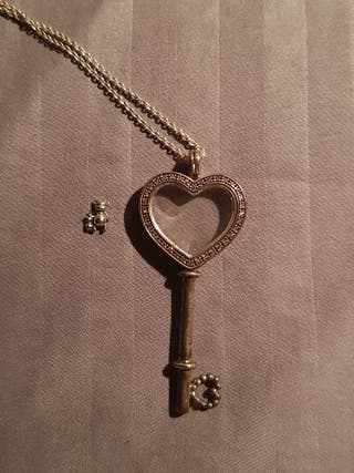 collar llave pandora