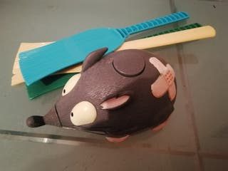 juego atrapa el raton