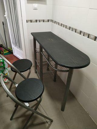Mesa De Cocina De Segunda Mano En Alzira En Wallapop