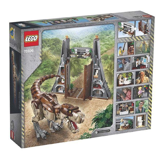 LEGO Jurassic World - Parque Jurásico