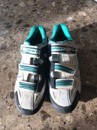 Zapatillas de ciclismo mujer Talla 38