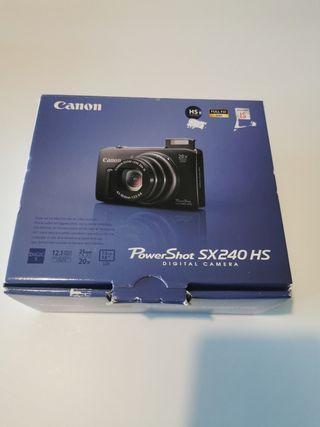 Canon Powers Shot SX240 HS