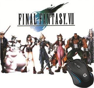 Alfombrilla de ratón Gamer - Final Fantasy VII