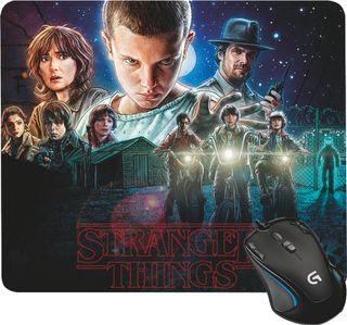 Alfombrilla de ratón Gamer - Stranger Thing