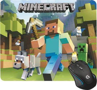 Alfombrilla de ratón Gamer - Minecraft