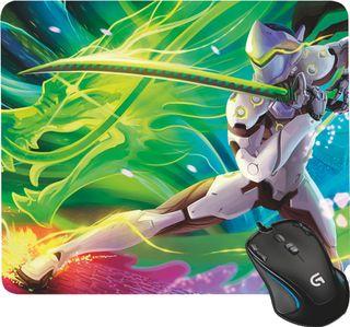 Alfombrilla de ratón Gamer - Overwatch -