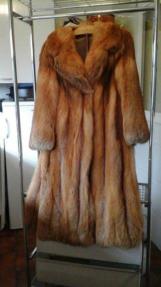 abrigo de zorro de Canada