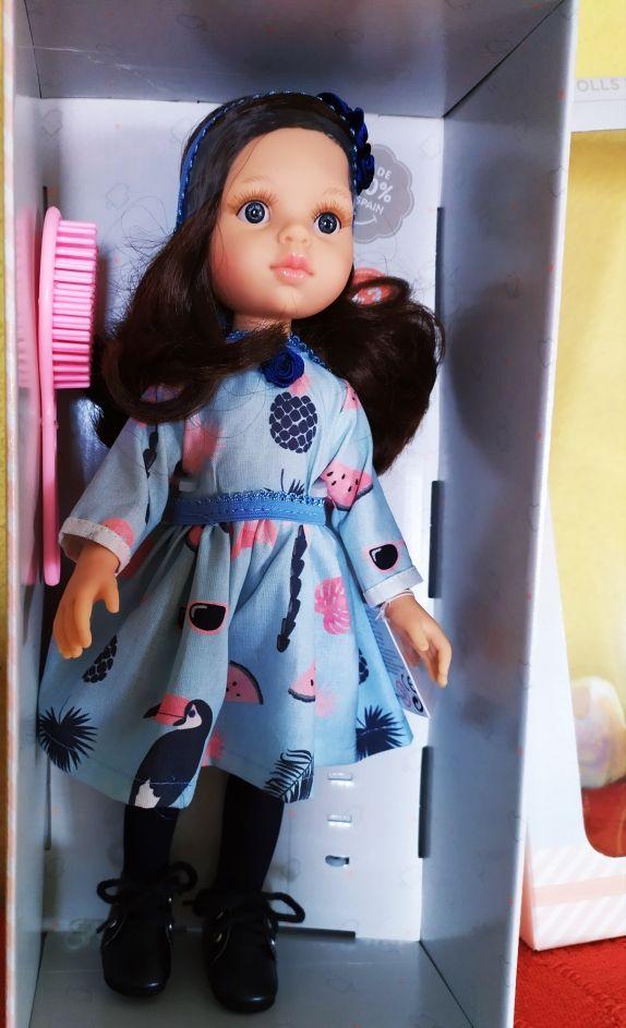 Muñeca de Paola Reina