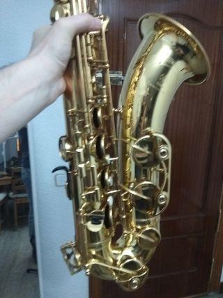 Saxofón Tenor Yamaha YTS 62 Japonés