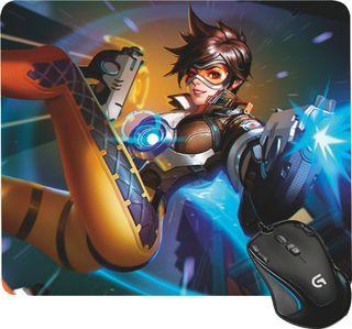Alfombrilla de ratón Gamer - Overwatch --