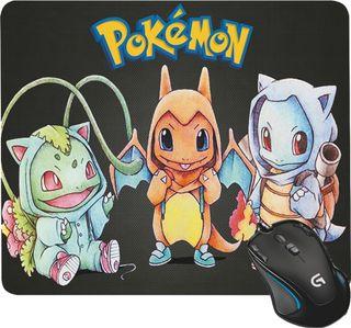 Alfombrilla de ratón Gamer - Pokemon
