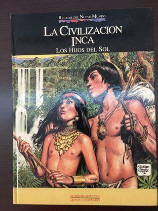 LA CIVILIZACIÓN INCA: LOS HIJOS DEL SOL