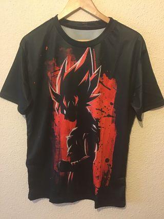 Camiseta sin estrenar Vegeta. Urge venta de perfil