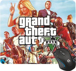 Alfombrilla de ratón Gamer - Grand Theft Auto V