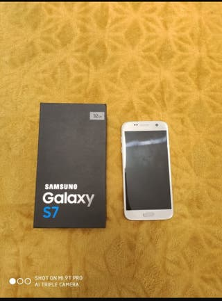 Samsung s7 impecable . 32 GIGAS