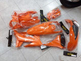 kit plásticos ktm EXC del 12 al 13