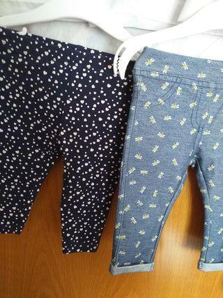 cuatro pantalones