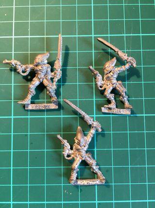 Escorpiones Eldar Warhammer 40.000