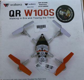 Drone QR W100S -Nuevo- & Emisora DEVO 4