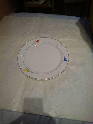 PLATO LLANO GRANDE (32 cm. de diámetro)