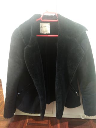 chaqueta negra talla M