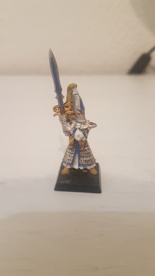 alto elfo warhammer fantasy