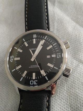 Reloj Corgeut 2 Coronas AUT.