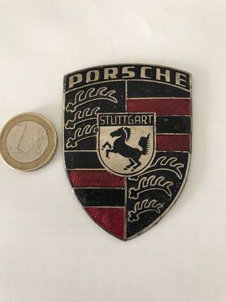 Emblema Porsche antiguo