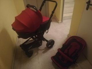 Carro de bebé Rider Jane