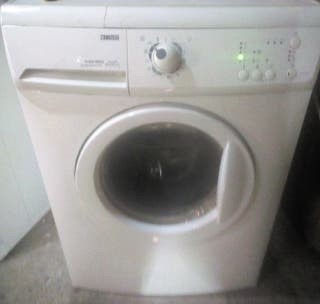 lavadora Zanussi 7 kg