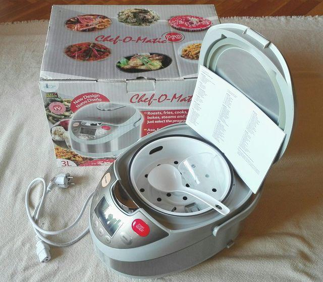 Robot cocina - Chef O Matic