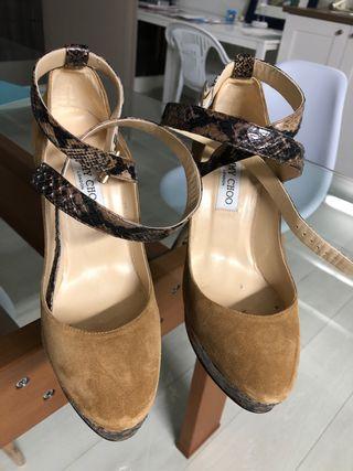Zapato tacón Jimmy Choo