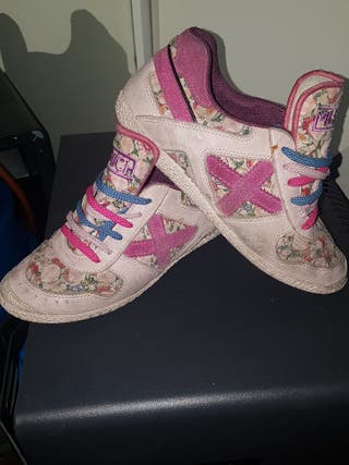 zapatillas Munich x