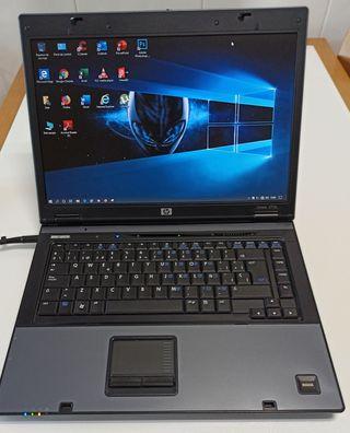 ¡OFERTA! ¡LEER! Portátil HP Disco SSD, 4GB RAM
