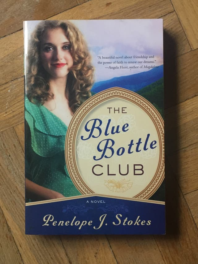 Libro THE BLUE BOTTLE CLUB