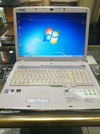 Portàtil Acer Aspire 7720G , 150gb