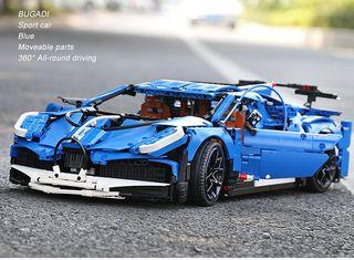 Technic MOC 42083 Bugatti Chiron