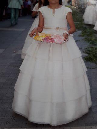 Vestido comunión M.Suay