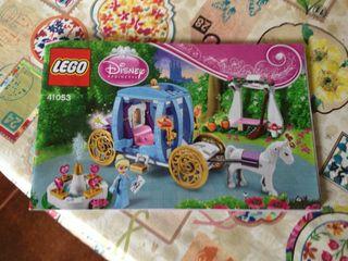 Lego Disney Princess Cenicienta, princesas 41053