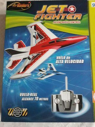 avión control remoto A ESTRENAR