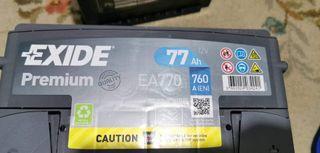 Bateria EXIDE EA770