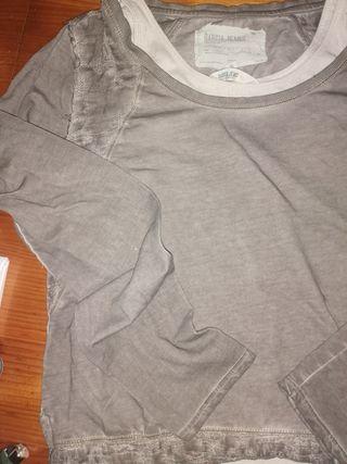Camiseta doble