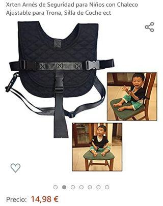 Arnés seguridad bebés