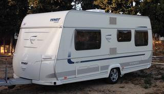 Caravana Fendt Opal 465 SFB