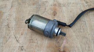 Motor de arranque Peugeot y SYM